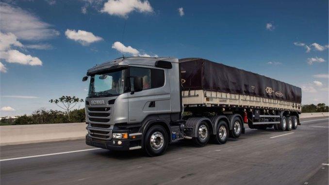 Scania R 440 no topo dos cinco caminhões mais vendidos