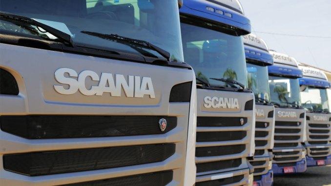 Serviços Conectados da Scania