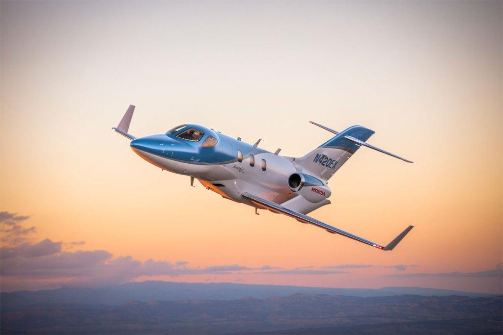 HondaJet Elite - aplicativo para fretamento de aeronaves