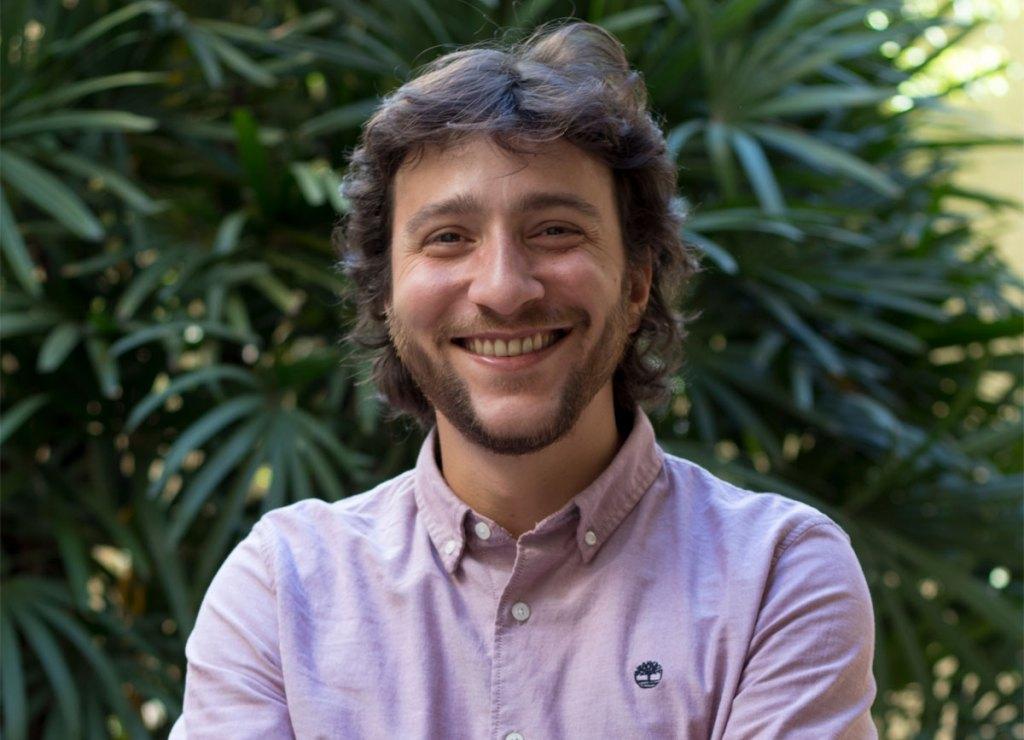 Breno Moraes, CEO e co-fundador da DeÔnibus