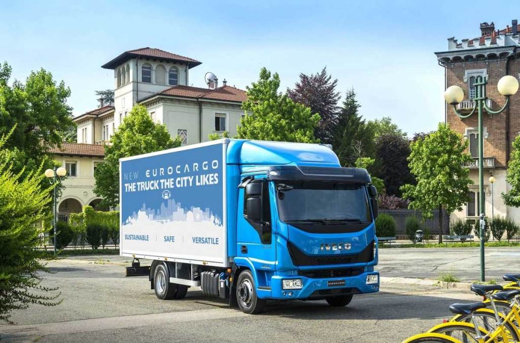 eurocargo GNV, Iveco na IAA 2018