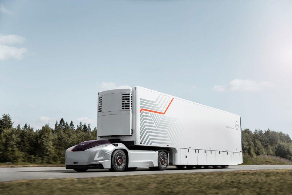 Vera, a solução da Volvo Trucks para o futuro da mobilidade
