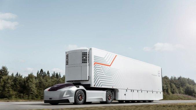 Vera, a solução da Volvo Trucks para o futuro