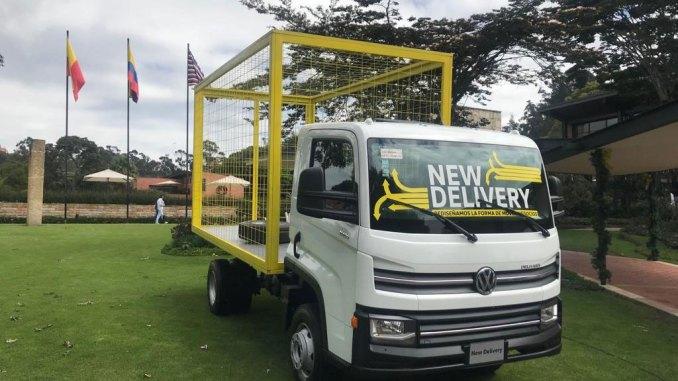 linha Delivery chega ao mercado da Colômbia
