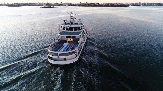 Tecnologia para embarcações autônomas da ABB