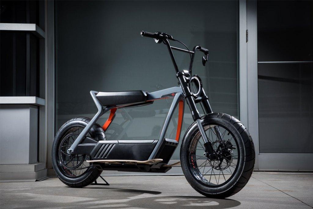 Scooter Harley-Davidson