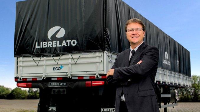 José Carlos Sprícigo, CEO da Librelato