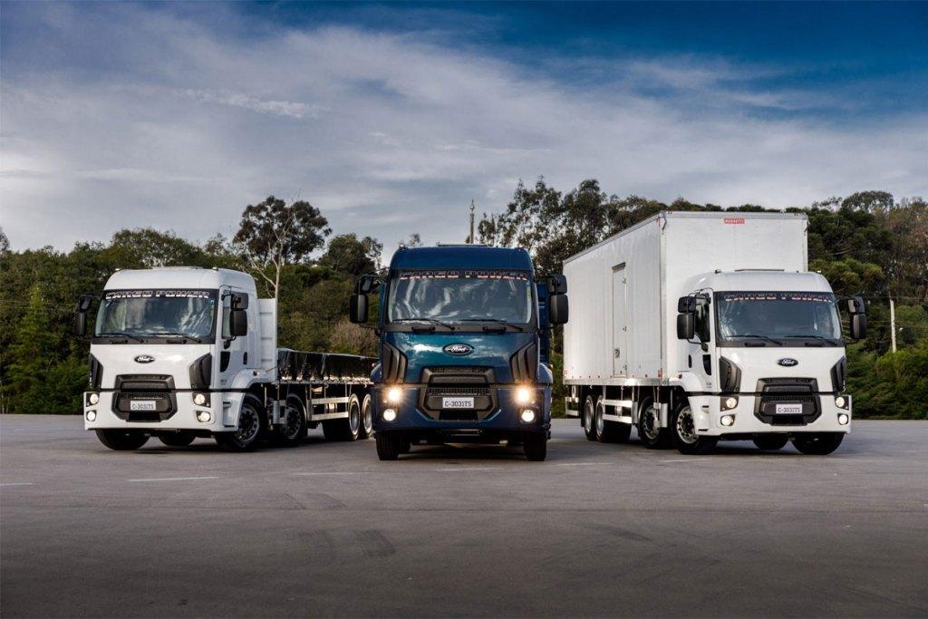 Caoa vai produzir caminhões da marca Ford, sob licenciamento