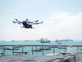 Drone Skyways da Airbus