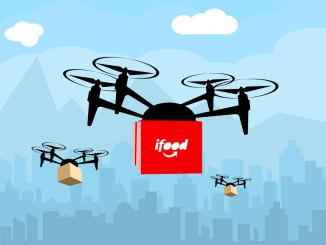 ifood usa drone