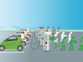 veículos elétricos ameaçam metade dos empregos