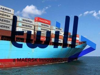 Maersk logística integrada
