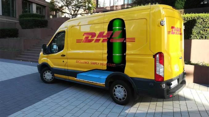 H2 Panel Van