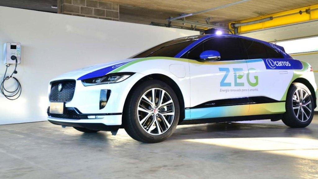 Jaguar I-pace ZEG