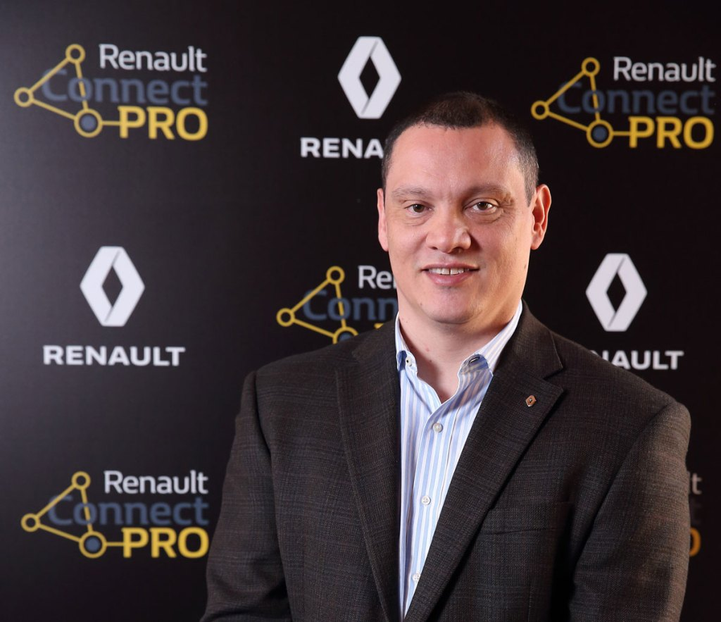 Alex Dias, Renault Pro
