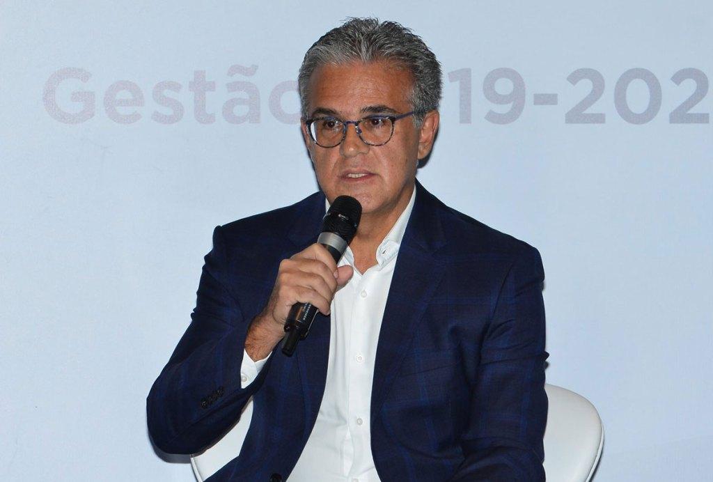 presidente da Anfavea, Luiz Carlos Moraes