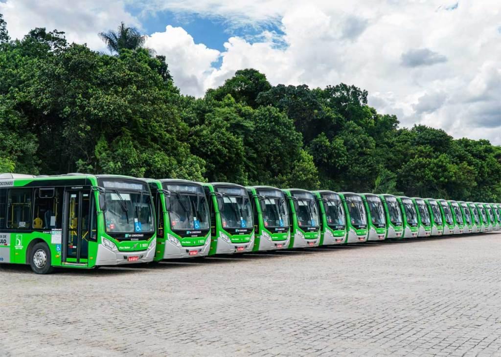 4 mil novos ônibus