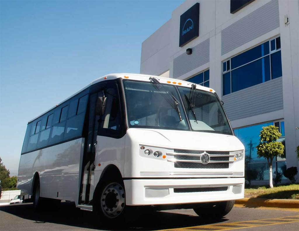 Volksbus no México