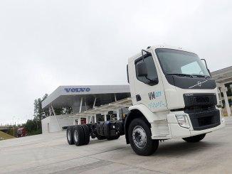 Volvo VM City