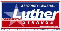 Luther Strange Campaign