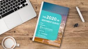 eBook: The 2020 HR Sentiment Survey