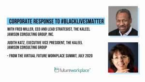 Corporate Response to #BlackLivesMatter