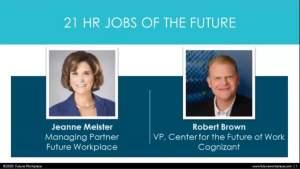 Webinar: 21 HR Jobs of the Future