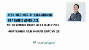 Best Practices for Transitioning to a Hybrid Workplace