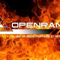 Les règles (en PDF & en beta) d'Openrange