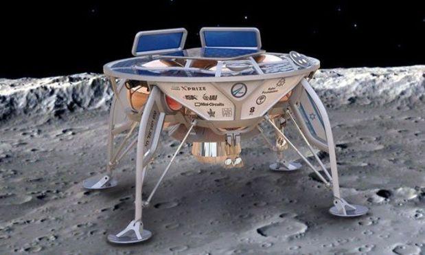 Google выплатит $20 миллионов первой команде которая посадит корабль на Луну в 2017 году