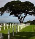 Manila Amerikan Mezarlığı; düzenli, şık, tenha