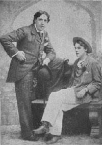 Oscar Wilde ve Alfred Douglas