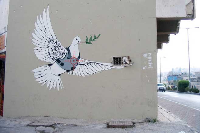 Barış Güvercini???