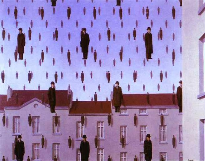 Magritte Rene Gonconda 1953