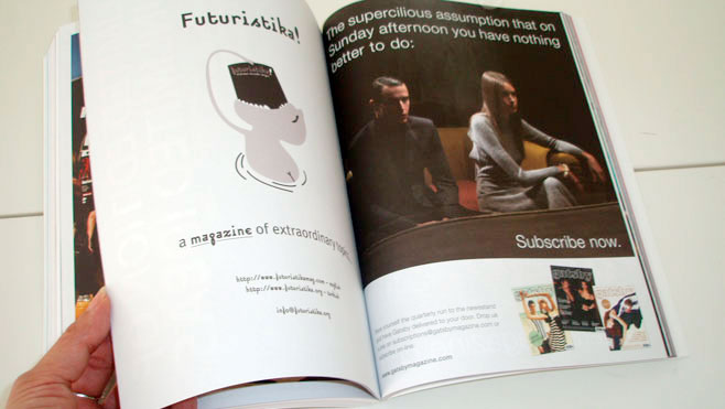 Colophon 2009 medya partnerleri reklam bölümü