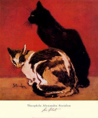 Cats drawing2