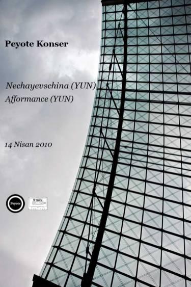 Nechayevschina ve Afformance
