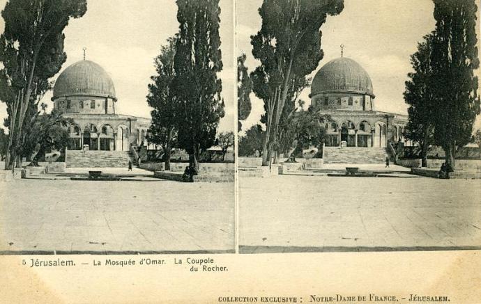 Kudüs-Ömer Cami