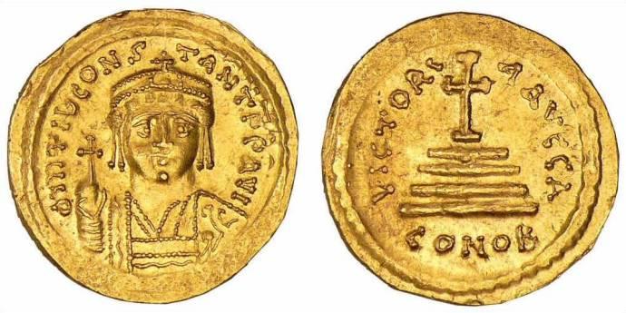 Maurice Tibere 582-602