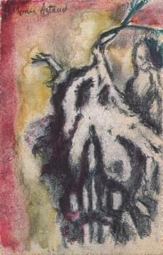10-Antonin-Artaud--Carte-postale-a-Jeanne-Toulouse-decoree-d