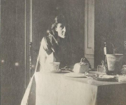 NPG Ax141321, Virginia Woolf (nÈe Stephen)