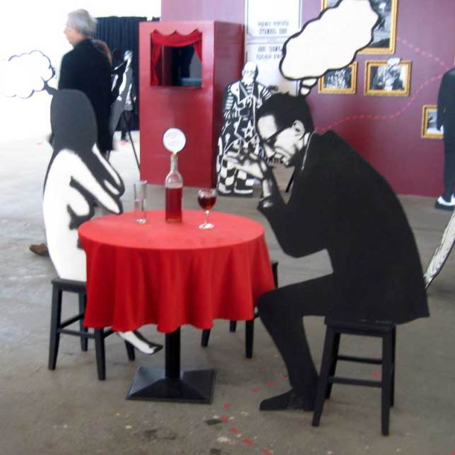 Etcétera…, 'Errorist Kabaret', 2009