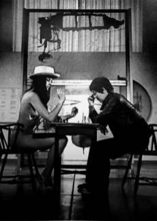 Hannah Wilke, poster for 'C'est la Vie Rose', film, 1976, with I Sa Lo, Philadelphia Museum of Art