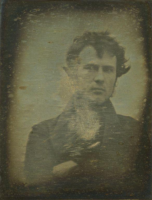 1839 - Dünyanın ilk Selfie'si 1