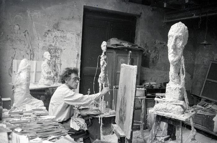 Alberto Giacometti 4