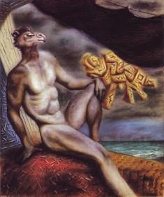 Alberto Savinio - Tragedy of Childhood 3