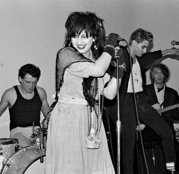 Lydia Lunch - Swans