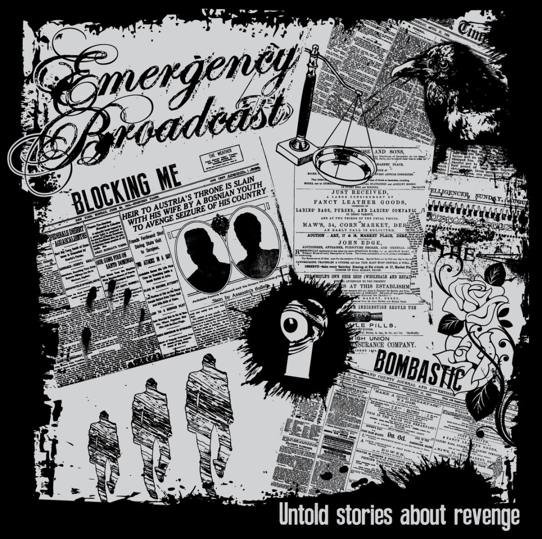Emergency Broadcast - Untold Stories About Revenge - [Official EP Stream] 8