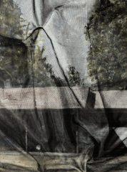 Lucite - 2015 - 190x140cm Tual üzerine yagli boya, akrilik, cin mürekkebi ve baski