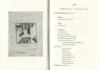 Güneşin Zaptı / Velimir Hlebnikov (prolog), Aleksey Kruçenih (libretto), Kazimir Maleviç (sahne tasarımı ve kostümler) 5